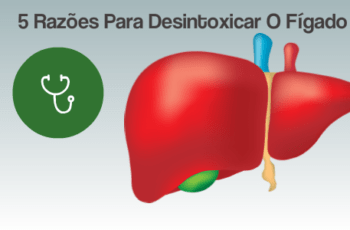 5 Razões Para Desintoxicar O Fígado